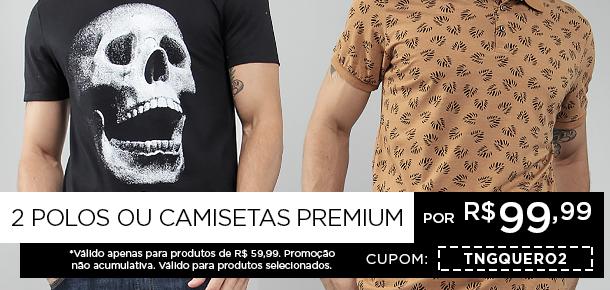 2 Polos Premium