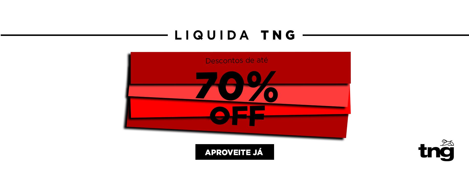 LIQUIDA 70% OFF
